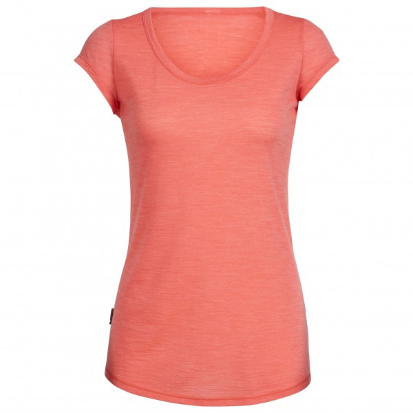 Icebreaker - Women's Spheria S/S Scoop - T-paidat