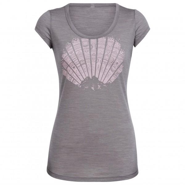 Icebreaker - Women's Spheria S/S Scoop Sunrays - T-paidat