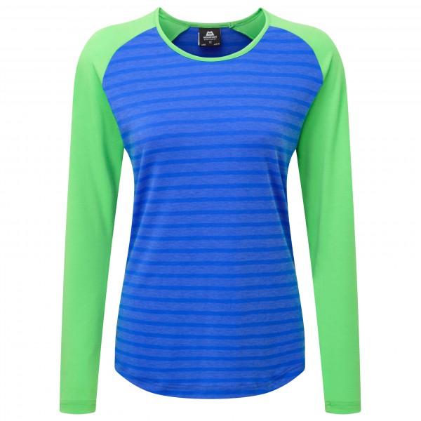 Mountain Equipment - Women's Redline L/S Tee - Long-sleeve