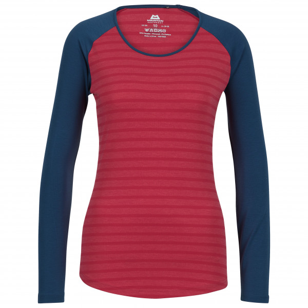 Mountain Equipment - Women's Redline L/S Tee - Long-sleeve