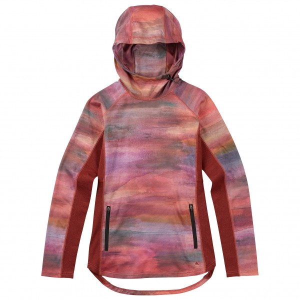 Burton - Women's Crystal Pullover Hoodie - Running shirt