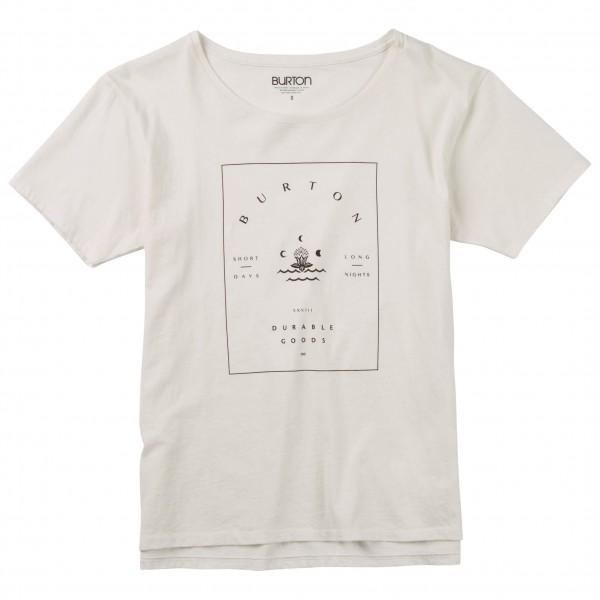 Burton - Women's Never Sleep Tee - T-paidat