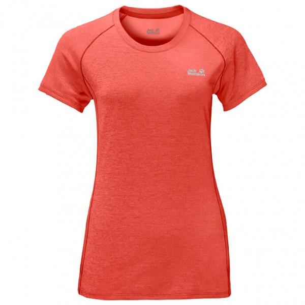 Jack Wolfskin - Drynetic Athletic T-Shirt Women - T-paidat