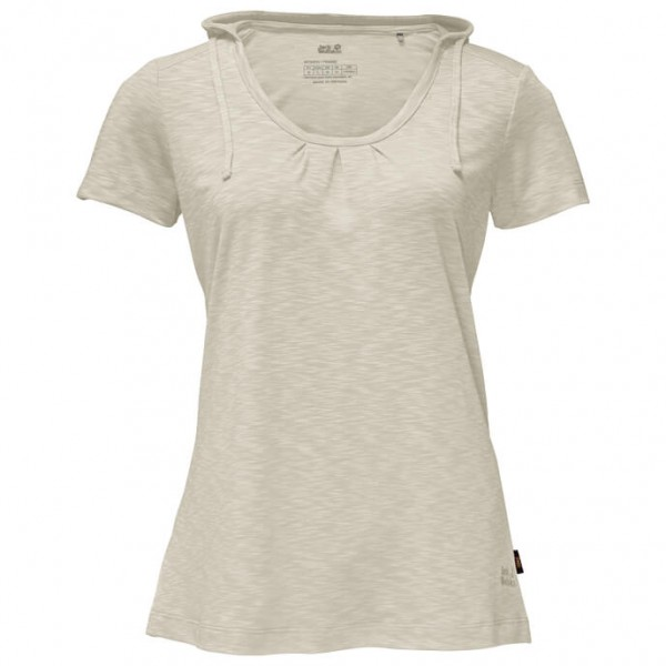Jack Wolfskin - Travel Hoody T-Shirt Women - T-shirt