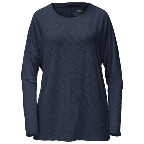 Jack Wolfskin - Travel Longsleeve T-Shirt Women - Longsleeve