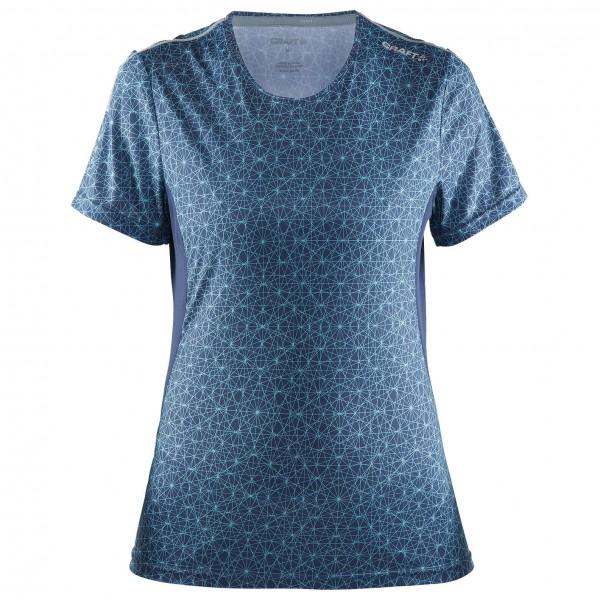 Craft - Women's Mind S/S Tee - Laufshirt