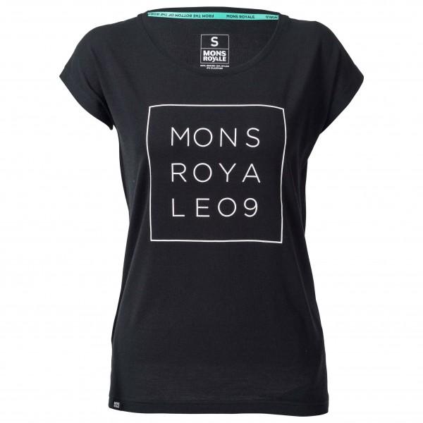 Mons Royale - Women's Cali Cap Tee Square - Funktionsshirt