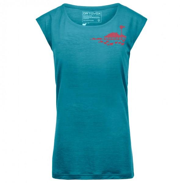 Ortovox - Women's 150 Cool Farm T-Shirt - T-shirt