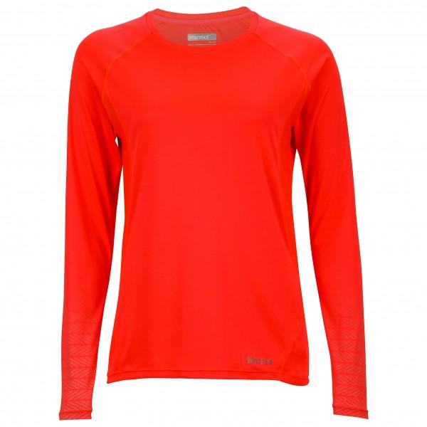 Marmot - Women's Crystal L/S - Laufshirt