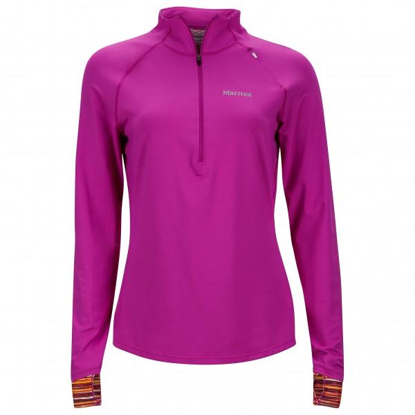 Marmot - Women's Excel 1/2 Zip - Camiseta de running