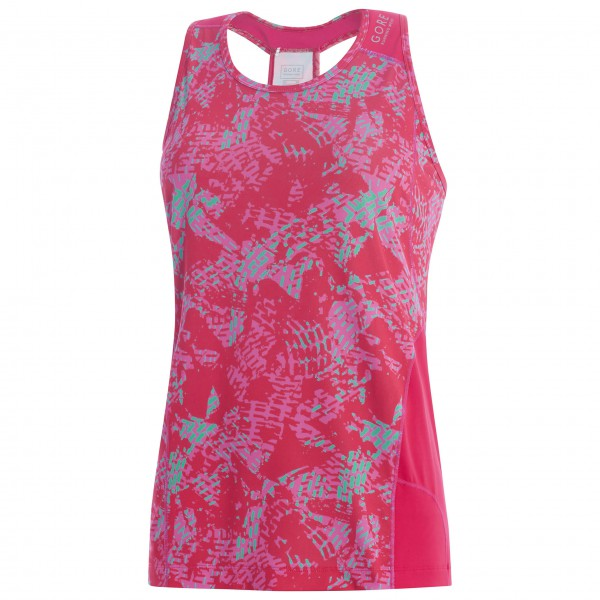 GORE Running Wear - Sunlight Lady Print Top - Laufshirt