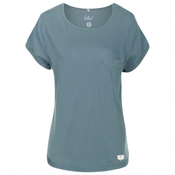 Bleed - Women's Leinen T-Shirt - T-shirt