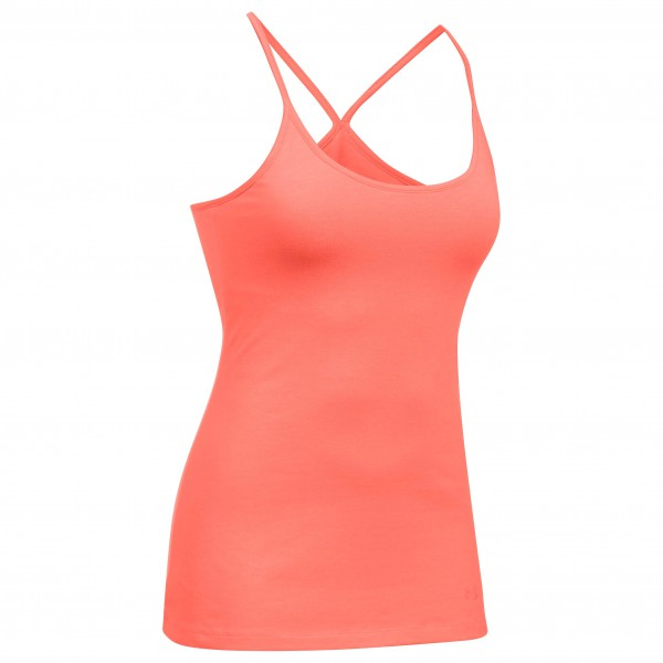 Under Armour - Women's Favorite Shelf Bra Cami - Linne, topp