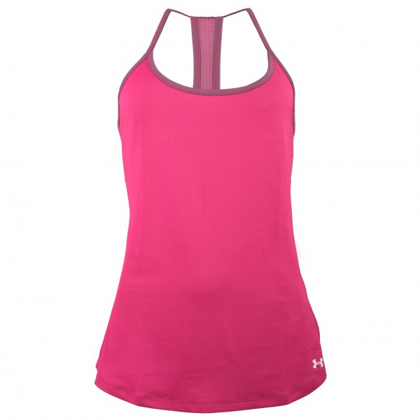 Under Armour - Women's Fly By Racerback Tank - Löpartröja