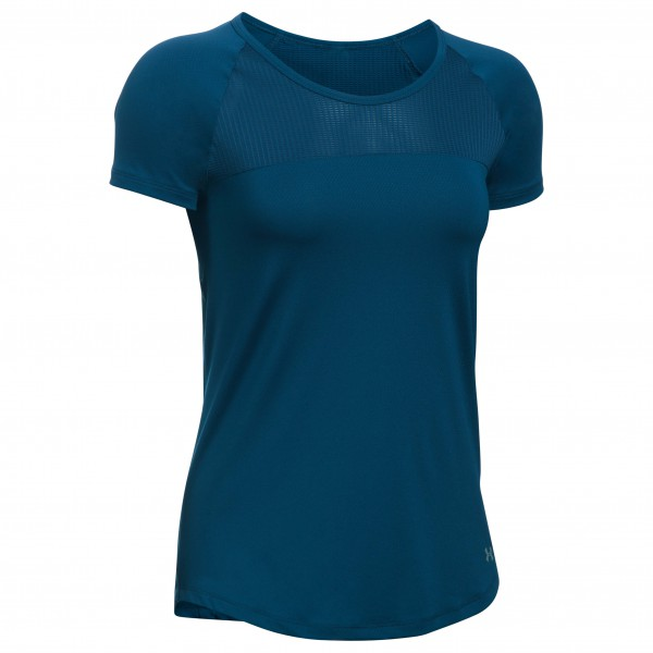 Under Armour - Women's Fly By S/S Tee - Løbeshirt