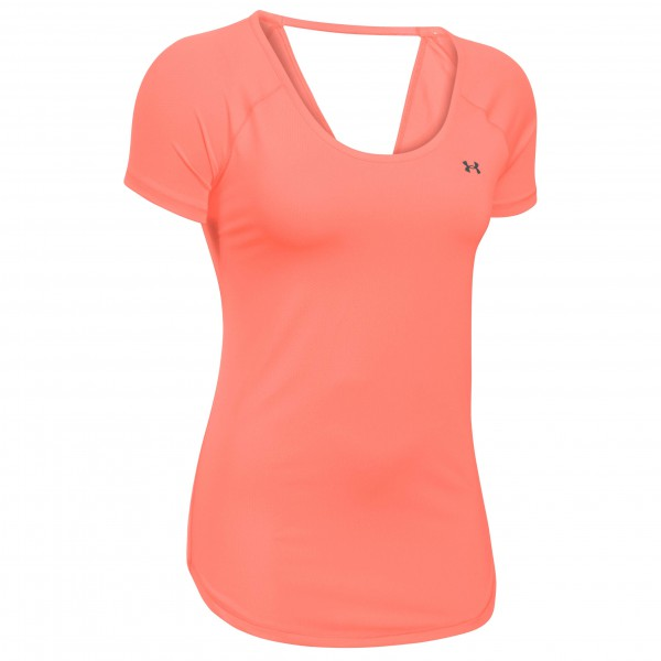 Under Armour - Women's UA HG Armour Coolswitch S/S - T-skjorte