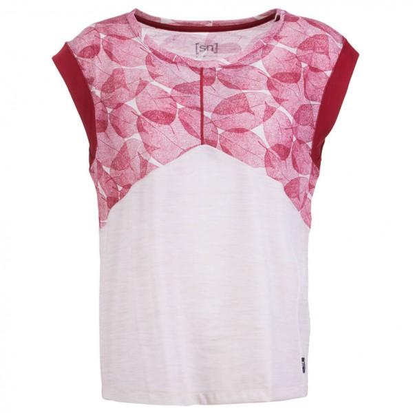 SuperNatural - Women's Active Tee Printed - Yogashirt