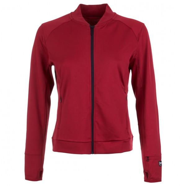 super.natural Active Track Jacket - Training jacket Women's   Product  Review   Bergfreunde.eu