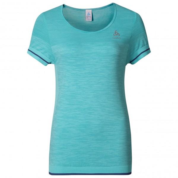 Odlo - Women's Shirt S/S Crew Neck Seamless Minerva - T-shirt