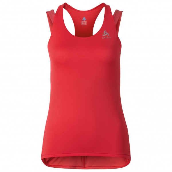 Odlo - Women's Singlet With Integrated Top Clio - Laufshirt