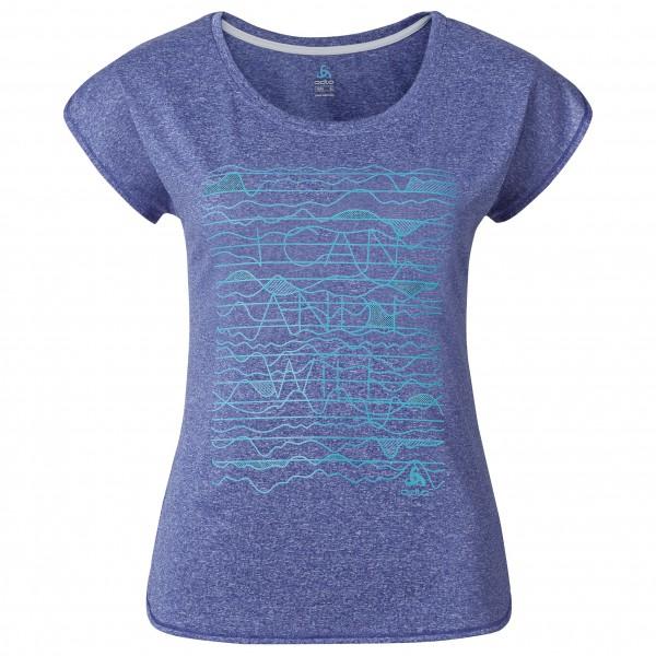 Odlo - Women's T-Shirt S/S Tebe - Running shirt