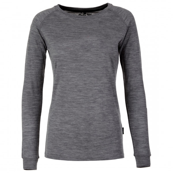 Pally'Hi - Women's Longsleeve Crew Neck - Merino-ondergoed