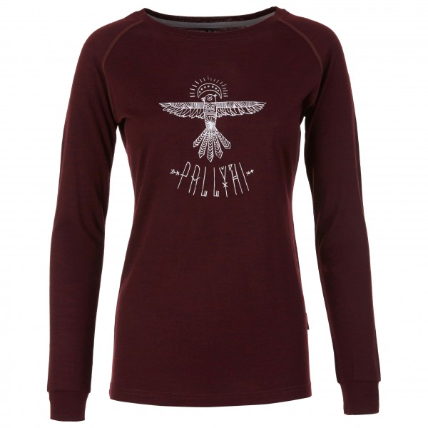 Pally'Hi - Women's Longsleeve Indian Birdie - Longsleeve