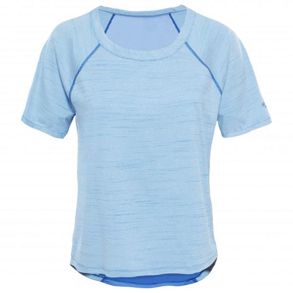 The North Face - Women's Motivation Stripe S/S - Yogaskjorte