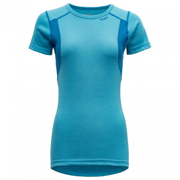 Hiking Woman T-Shirt - Merino shirt