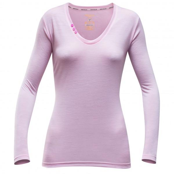 Devold - Sukkertoppen Woman Shirt - Longsleeve