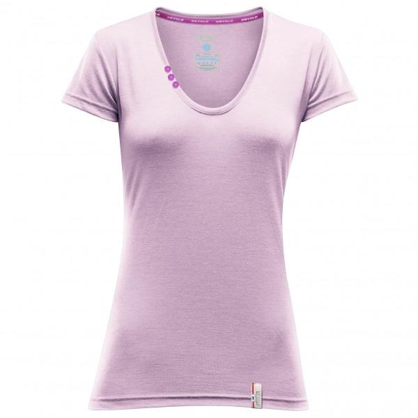 Devold - Sukkertoppen Woman Tee - Camiseta de manga corta
