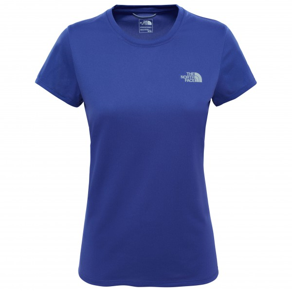 The North Face - Women's Reaxion Amp Crew - Yoga-skjorte