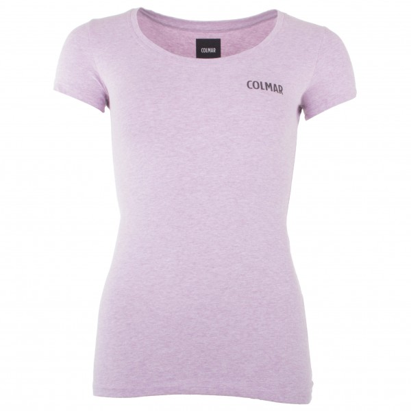 Colmar Active - Ladies Solid Color T-Shirts - T-shirt