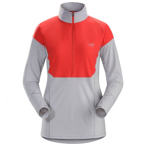 Arc'teryx - Taema Zip Neck L/S Women's - Running shirt