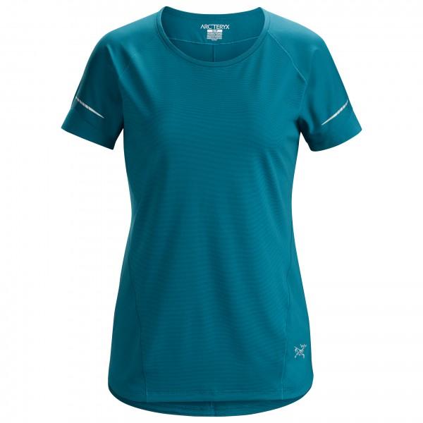 Arc'teryx - Motus Crew S/S Women's - Running shirt