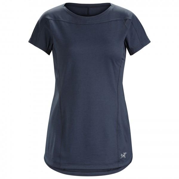 Arc'teryx - Taema Crew S/S Women's - Hardloopshirt
