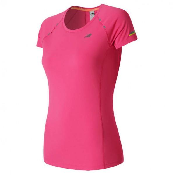 New Balance - Women's Ice Short Sleeve Tee - Running shirt
