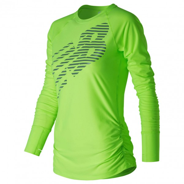 New Balance - Women's Viz Long Sleeve - Running shirt