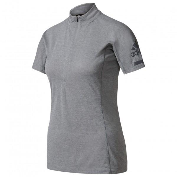 adidas - Women's Terrex Climachill 1/2 Zip Tee - T-Shirt