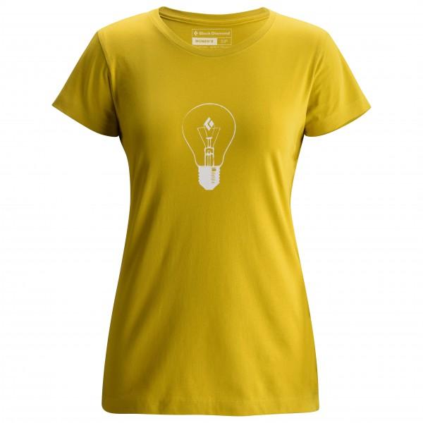 Black Diamond - Women's S/S BD Idea Tee - T-paidat