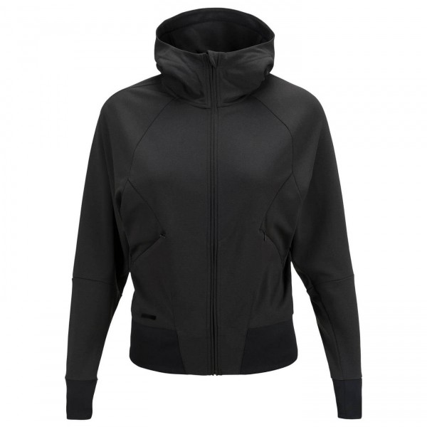 Peak Performance - Women's Civil Soft Zipped Hooded Jacket - Joogapaita