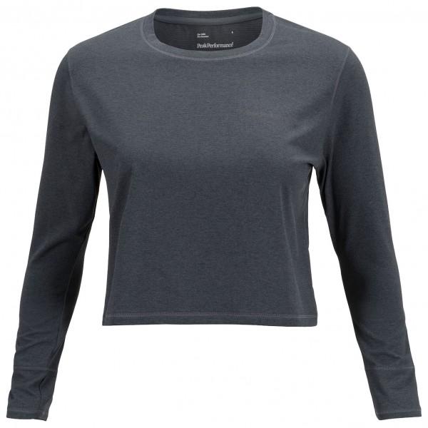 Peak Performance - Women's Cropped Longsleeve Jersey - Joggingshirt
