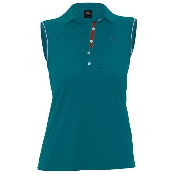Rewoolution - Women's Court Jersey Sleeveless Polo - Poloshirt
