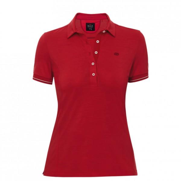 Rewoolution - Women's Evert Jersey Polo S/S - Polo-Shirt