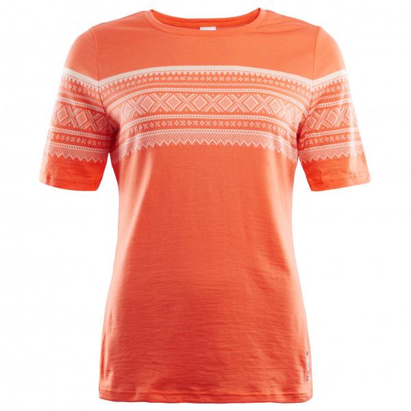 Aclima - Women's DE Marius T-shirt - Funksjonsshirt