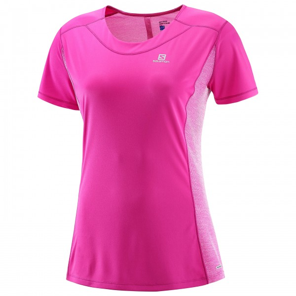 Salomon - Women's Agile S/S Tee - T-Shirt