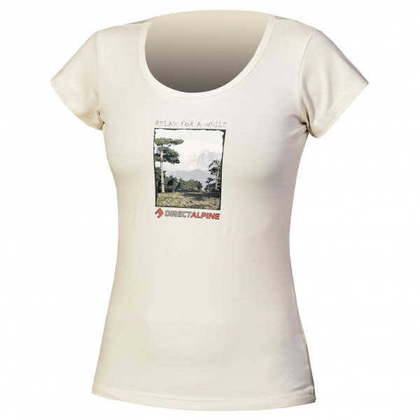 Directalpine - Organic Lady 1.0 - T-shirt