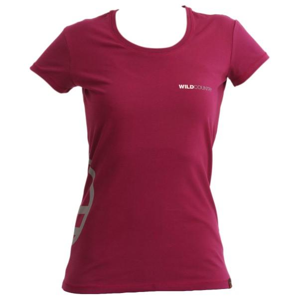 Wild Country - Women's Logo T Shirt - T-shirt