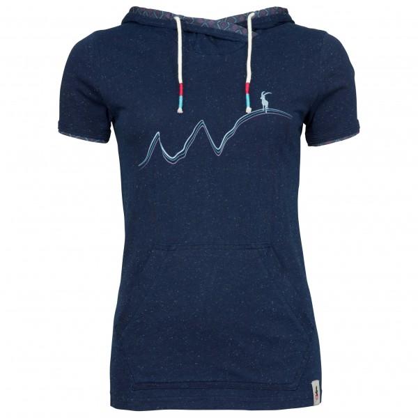 Chillaz - Women's T-Shirt Bali Alpensteinbock - T-Shirt