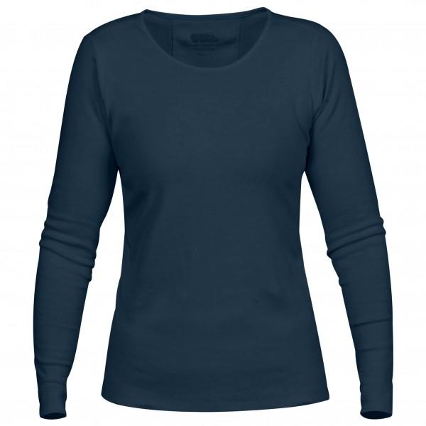 Fjällräven - Women's Övik Long Sleeve Top - Longsleeve